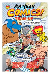 Christopher Daniels Interview: A Chat About Wrestling and Comics