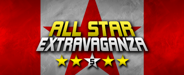 All Star Extravaganza V (8/3/13) Results