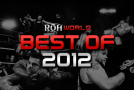 ROHWorld.com 2012 Year End Awards