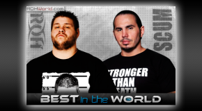 Steen & Hardy To Battle At 'BITW 2013′