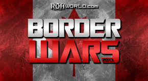 Card Finalised for Border Wars 2013