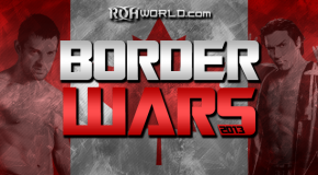 Border Wars 2013 Preview