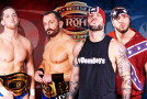 ROH in Belle Vernon, PA (5/11/13) Results