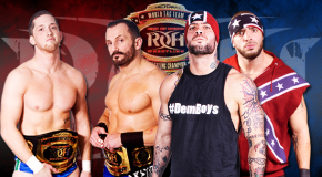 ROH in Belle Vernon, PA (5/11/13) Preview