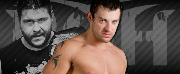 Davey Richards Apologises to Kevin Steen