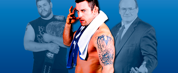 Davey Richards Has Harsh Words For Steen and Cornette