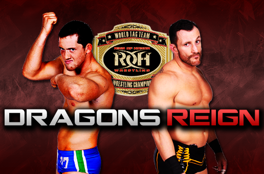 Dragon's Reign (5/11/13) Review