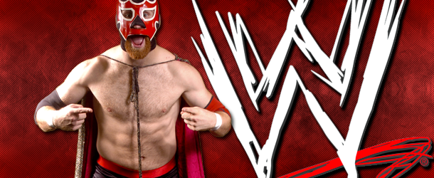 El Generico signs with WWE