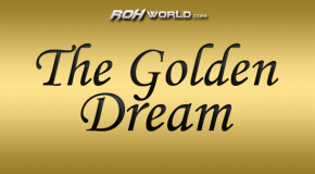 The Golden Dream (11/2/13) Results