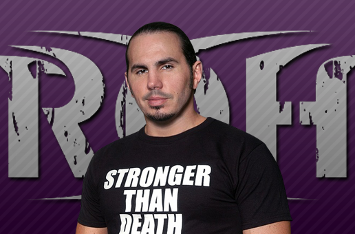 Matt Hardy's World Title Shot Set For Baltimore