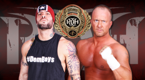 ROH in Richmond, VA (5/18/13) Results
