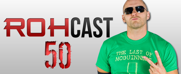 ROHCast Episode 50: Interview with Nigel McGuinness