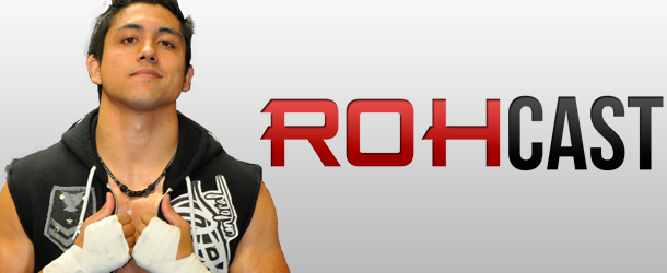 ROHCast Episode 54: TJ Perkins talks his ROH release