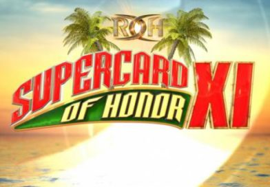 ROH Supercard of Honor XI To Be An iPPV
