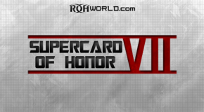 *Spoilers* Title matches set for Supercard of Honor VII